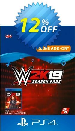 WWE 2K19 Season Pass PS4 Coupon discount WWE 2K19 Season Pass PS4 Deal - WWE 2K19 Season Pass PS4 Exclusive Easter Sale offer for iVoicesoft