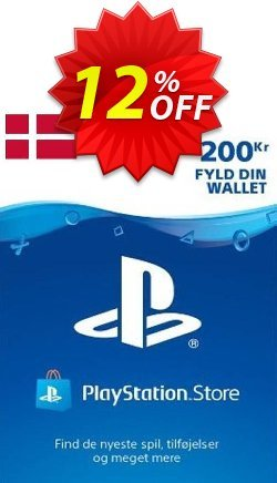 Playstation Network - PSN Card 200 DKK - Denmark  Coupon discount Playstation Network (PSN) Card 200 DKK (Denmark) Deal - Playstation Network (PSN) Card 200 DKK (Denmark) Exclusive Easter Sale offer for iVoicesoft