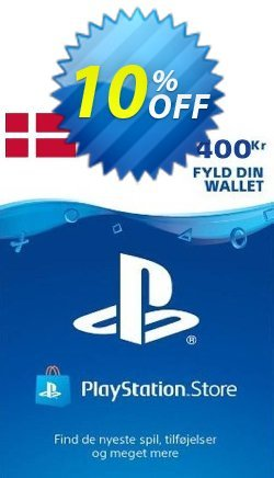 Playstation Network - PSN Card 400 DKK - Denmark  Coupon discount Playstation Network (PSN) Card 400 DKK (Denmark) Deal - Playstation Network (PSN) Card 400 DKK (Denmark) Exclusive Easter Sale offer for iVoicesoft