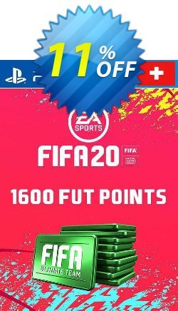 1600 FIFA 20 Ultimate Team Points PS4 - Switzerland  Coupon discount 1600 FIFA 20 Ultimate Team Points PS4 (Switzerland) Deal - 1600 FIFA 20 Ultimate Team Points PS4 (Switzerland) Exclusive Easter Sale offer for iVoicesoft