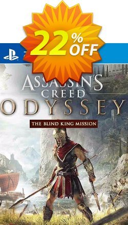 Assassins Creed: Odyssey The Blind King DLC PS4 Coupon discount Assassins Creed: Odyssey The Blind King DLC PS4 Deal - Assassins Creed: Odyssey The Blind King DLC PS4 Exclusive Easter Sale offer for iVoicesoft