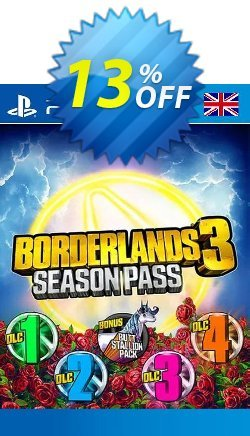 Borderlands 3: Season Pass PS4 - UK  Coupon discount Borderlands 3: Season Pass PS4 (UK) Deal - Borderlands 3: Season Pass PS4 (UK) Exclusive Easter Sale offer for iVoicesoft