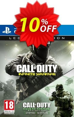 Call of Duty - COD Infinite Warfare Legacy Edition PS4 - Digital Code Coupon discount Call of Duty (COD) Infinite Warfare Legacy Edition PS4 - Digital Code Deal - Call of Duty (COD) Infinite Warfare Legacy Edition PS4 - Digital Code Exclusive Easter Sale offer for iVoicesoft