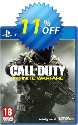 Call of Duty - COD Infinite Warfare PS4 - Digital Code Coupon discount Call of Duty (COD) Infinite Warfare PS4 - Digital Code Deal - Call of Duty (COD) Infinite Warfare PS4 - Digital Code Exclusive Easter Sale offer for iVoicesoft