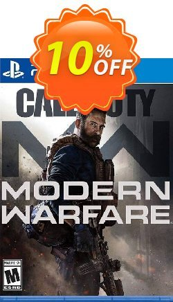 Call of Duty: Modern Warfare PS4 - UK  Coupon discount Call of Duty: Modern Warfare PS4 (UK) Deal - Call of Duty: Modern Warfare PS4 (UK) Exclusive Easter Sale offer for iVoicesoft