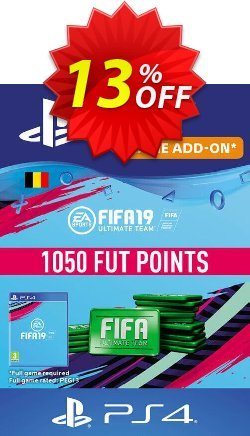 Fifa 19 - 1050 FUT Points PS4 - Belgium  Coupon discount Fifa 19 - 1050 FUT Points PS4 (Belgium) Deal - Fifa 19 - 1050 FUT Points PS4 (Belgium) Exclusive Easter Sale offer for iVoicesoft