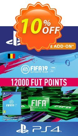 Fifa 19 - 12000 FUT Points PS4 - Belgium  Coupon discount Fifa 19 - 12000 FUT Points PS4 (Belgium) Deal - Fifa 19 - 12000 FUT Points PS4 (Belgium) Exclusive Easter Sale offer for iVoicesoft