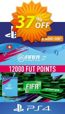 Fifa 19 - 12000 FUT Points PS4 - Switzerland  Coupon discount Fifa 19 - 12000 FUT Points PS4 (Switzerland) Deal - Fifa 19 - 12000 FUT Points PS4 (Switzerland) Exclusive Easter Sale offer for iVoicesoft