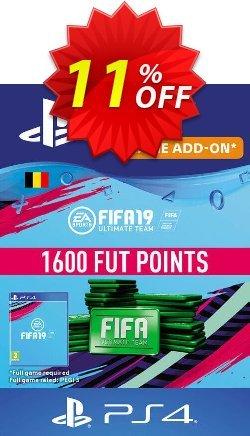 Fifa 19 - 1600 FUT Points PS4 - Belgium  Coupon discount Fifa 19 - 1600 FUT Points PS4 (Belgium) Deal - Fifa 19 - 1600 FUT Points PS4 (Belgium) Exclusive Easter Sale offer for iVoicesoft