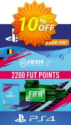 Fifa 19 - 2200 FUT Points PS4 - Belgium  Coupon discount Fifa 19 - 2200 FUT Points PS4 (Belgium) Deal - Fifa 19 - 2200 FUT Points PS4 (Belgium) Exclusive Easter Sale offer for iVoicesoft