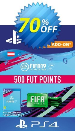 Fifa 19 - 500 FUT Points PS4 - Austria  Coupon discount Fifa 19 - 500 FUT Points PS4 (Austria) Deal - Fifa 19 - 500 FUT Points PS4 (Austria) Exclusive Easter Sale offer for iVoicesoft