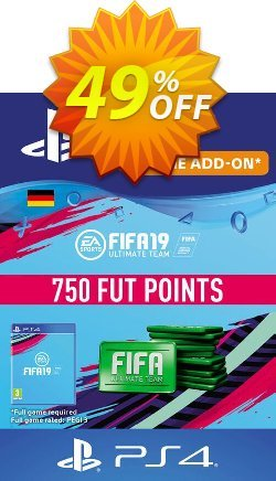 Fifa 19 - 750 FUT Points PS4 - Germany  Coupon discount Fifa 19 - 750 FUT Points PS4 (Germany) Deal - Fifa 19 - 750 FUT Points PS4 (Germany) Exclusive Easter Sale offer for iVoicesoft