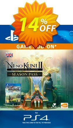 Ni No Kuni II: Revenant Kingdom - Season Pass PS4 Coupon discount Ni No Kuni II: Revenant Kingdom - Season Pass PS4 Deal - Ni No Kuni II: Revenant Kingdom - Season Pass PS4 Exclusive Easter Sale offer for iVoicesoft
