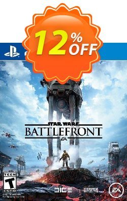Star Wars: Battlefront PS4 - Digital Code - US only  Coupon discount Star Wars: Battlefront PS4 - Digital Code (US only) Deal - Star Wars: Battlefront PS4 - Digital Code (US only) Exclusive Easter Sale offer for iVoicesoft