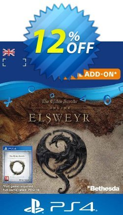 The Elder Scrolls Online: Elsweyr Upgrade PS4 Coupon discount The Elder Scrolls Online: Elsweyr Upgrade PS4 Deal - The Elder Scrolls Online: Elsweyr Upgrade PS4 Exclusive Easter Sale offer for iVoicesoft