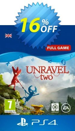 Unravel Two 2 PS4 Coupon discount Unravel Two 2 PS4 Deal - Unravel Two 2 PS4 Exclusive Easter Sale offer for iVoicesoft