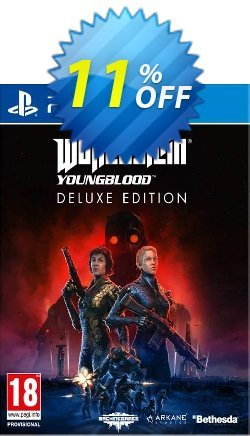 Wolfenstein: Youngblood Deluxe Edition PS4 - EU  Coupon discount Wolfenstein: Youngblood Deluxe Edition PS4 (EU) Deal - Wolfenstein: Youngblood Deluxe Edition PS4 (EU) Exclusive Easter Sale offer for iVoicesoft