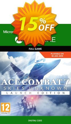 Ace Combat 7 Skies Unknown Standard Launch Edition Xbox One Coupon discount Ace Combat 7 Skies Unknown Standard Launch Edition Xbox One Deal - Ace Combat 7 Skies Unknown Standard Launch Edition Xbox One Exclusive Easter Sale offer for iVoicesoft