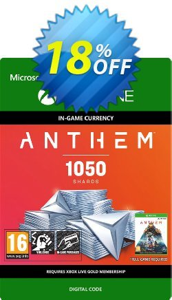 Anthem 1050 Shards Pack Xbox One Coupon discount Anthem 1050 Shards Pack Xbox One Deal - Anthem 1050 Shards Pack Xbox One Exclusive Easter Sale offer for iVoicesoft