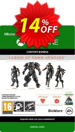 Anthem Legion of Dawn Upgrade Xbox One Coupon discount Anthem Legion of Dawn Upgrade Xbox One Deal - Anthem Legion of Dawn Upgrade Xbox One Exclusive Easter Sale offer for iVoicesoft