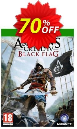 Assassin's Creed IV 4: Black Flag Xbox One - Digital Code Coupon discount Assassin's Creed IV 4: Black Flag Xbox One - Digital Code Deal - Assassin's Creed IV 4: Black Flag Xbox One - Digital Code Exclusive Easter Sale offer for iVoicesoft