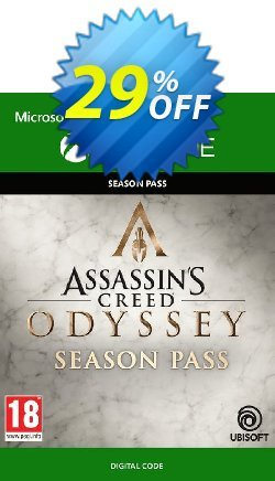 Assassins Creed Odyssey Season Pass Xbox One Coupon discount Assassins Creed Odyssey Season Pass Xbox One Deal - Assassins Creed Odyssey Season Pass Xbox One Exclusive Easter Sale offer for iVoicesoft