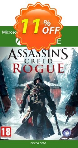 Assassin's Creed Rogue Xbox One Coupon discount Assassin's Creed Rogue Xbox One Deal - Assassin's Creed Rogue Xbox One Exclusive Easter Sale offer for iVoicesoft