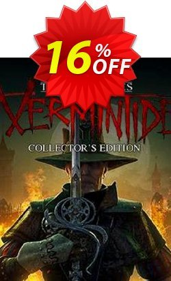 Warhammer: End Times - Vermintide Collectors Edition PC Coupon discount Warhammer: End Times - Vermintide Collectors Edition PC Deal - Warhammer: End Times - Vermintide Collectors Edition PC Exclusive offer for iVoicesoft
