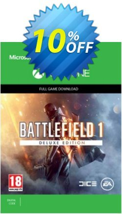 Battlefield 1 Deluxe Edition Xbox One Coupon discount Battlefield 1 Deluxe Edition Xbox One Deal - Battlefield 1 Deluxe Edition Xbox One Exclusive Easter Sale offer for iVoicesoft