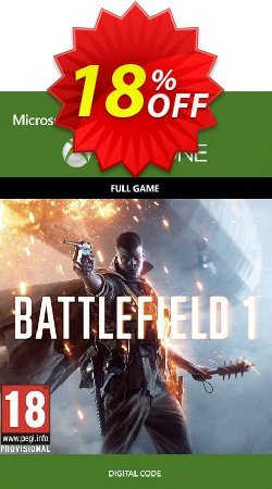 Battlefield 1 Xbox One Coupon discount Battlefield 1 Xbox One Deal - Battlefield 1 Xbox One Exclusive Easter Sale offer for iVoicesoft