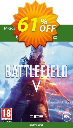Battlefield V 5 Xbox One - UK  Coupon discount Battlefield V 5 Xbox One (UK) Deal - Battlefield V 5 Xbox One (UK) Exclusive Easter Sale offer for iVoicesoft