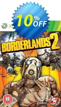 Borderlands 2 Xbox 360 - Digital Code Coupon discount Borderlands 2 Xbox 360 - Digital Code Deal - Borderlands 2 Xbox 360 - Digital Code Exclusive Easter Sale offer for iVoicesoft