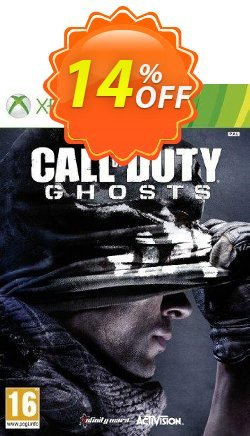 Call of Duty - COD : Ghosts Xbox 360 - Digital Code Coupon discount Call of Duty (COD): Ghosts Xbox 360 - Digital Code Deal - Call of Duty (COD): Ghosts Xbox 360 - Digital Code Exclusive Easter Sale offer for iVoicesoft