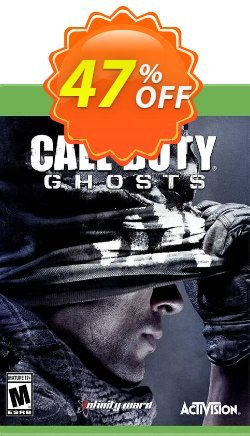 Call of Duty Ghosts - Xbox Pack DLC Coupon discount Call of Duty Ghosts - Xbox Pack DLC Deal - Call of Duty Ghosts - Xbox Pack DLC Exclusive Easter Sale offer for iVoicesoft