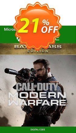 Call of Duty: Modern Warfare - Battle Pass Edition Xbox One Coupon discount Call of Duty: Modern Warfare - Battle Pass Edition Xbox One Deal - Call of Duty: Modern Warfare - Battle Pass Edition Xbox One Exclusive Easter Sale offer for iVoicesoft