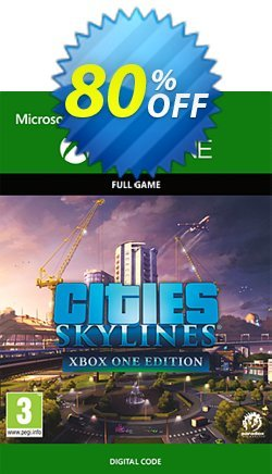 Cities: Skylines Xbox One - UK  Coupon discount Cities: Skylines Xbox One (UK) Deal - Cities: Skylines Xbox One (UK) Exclusive Easter Sale offer for iVoicesoft