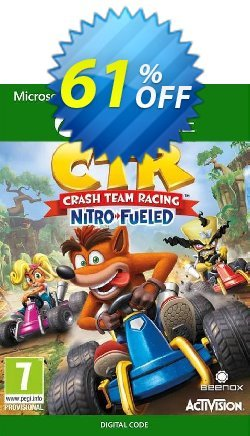 Crash Team Racing Nitro-Fueled Xbox one - UK  Coupon discount Crash Team Racing Nitro-Fueled Xbox one (UK) Deal - Crash Team Racing Nitro-Fueled Xbox one (UK) Exclusive Easter Sale offer for iVoicesoft