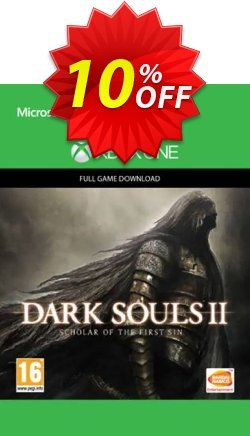 Dark Souls II 2: Scholar of the First Sin Xbox One Coupon discount Dark Souls II 2: Scholar of the First Sin Xbox One Deal - Dark Souls II 2: Scholar of the First Sin Xbox One Exclusive Easter Sale offer for iVoicesoft