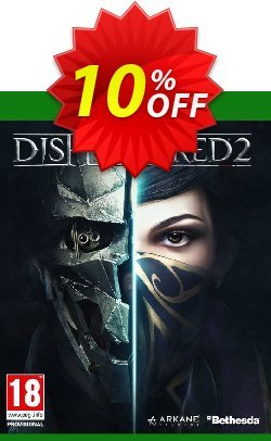 Dishonored 2 Xbox One Coupon discount Dishonored 2 Xbox One Deal - Dishonored 2 Xbox One Exclusive Easter Sale offer for iVoicesoft