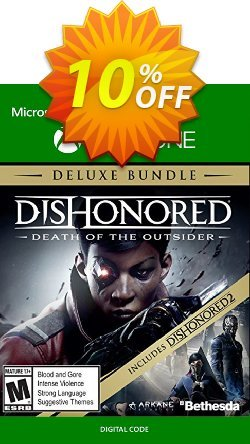 Dishonored: Death of the Outsider - Deluxe Bundle Xbox One Coupon discount Dishonored: Death of the Outsider - Deluxe Bundle Xbox One Deal - Dishonored: Death of the Outsider - Deluxe Bundle Xbox One Exclusive Easter Sale offer for iVoicesoft
