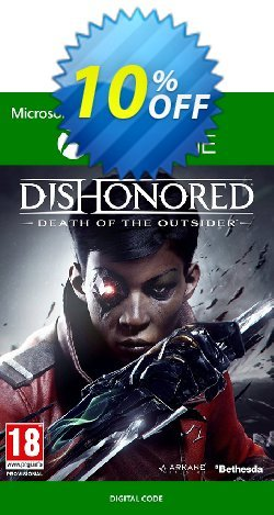 Dishonored Death of the Outsider Xbox One Coupon discount Dishonored Death of the Outsider Xbox One Deal - Dishonored Death of the Outsider Xbox One Exclusive Easter Sale offer for iVoicesoft