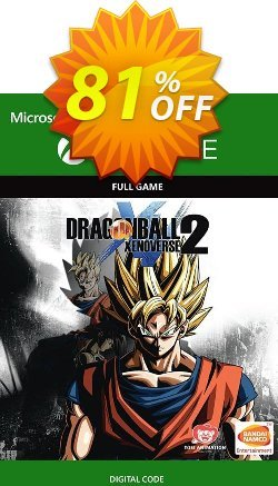 Dragon Ball Xenoverse 2 Xbox One - UK  Coupon discount Dragon Ball Xenoverse 2 Xbox One (UK) Deal - Dragon Ball Xenoverse 2 Xbox One (UK) Exclusive Easter Sale offer for iVoicesoft