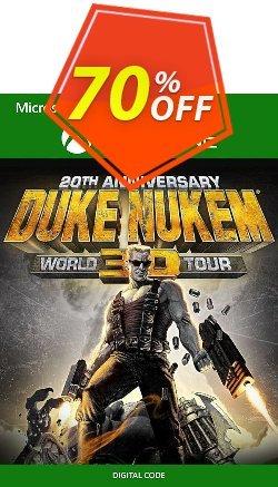 Duke Nukem 3D 20th Anniversary World Tour Xbox One - UK  Coupon discount Duke Nukem 3D 20th Anniversary World Tour Xbox One (UK) Deal - Duke Nukem 3D 20th Anniversary World Tour Xbox One (UK) Exclusive Easter Sale offer for iVoicesoft