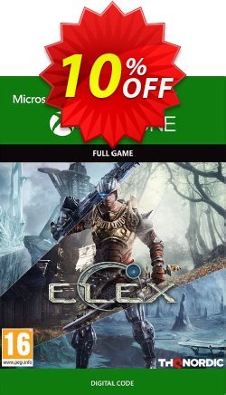 Elex Xbox One Coupon discount Elex Xbox One Deal - Elex Xbox One Exclusive Easter Sale offer for iVoicesoft