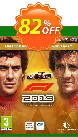 F1 2019 Legends Edition Senna and Prost Xbox One - UK  Coupon discount F1 2021 Legends Edition Senna and Prost Xbox One (UK) Deal. Promotion: F1 2021 Legends Edition Senna and Prost Xbox One (UK) Exclusive Easter Sale offer for iVoicesoft