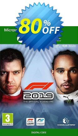 F1 2019 Xbox One - UK  Coupon discount F1 2021 Xbox One (UK) Deal. Promotion: F1 2021 Xbox One (UK) Exclusive Easter Sale offer for iVoicesoft