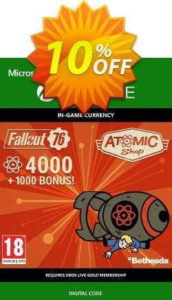 Fallout 76 - 5000 Atoms Xbox One Coupon discount Fallout 76 - 5000 Atoms Xbox One Deal - Fallout 76 - 5000 Atoms Xbox One Exclusive Easter Sale offer for iVoicesoft