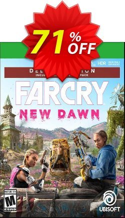 Far Cry New Dawn - Deluxe Edition Xbox One Coupon discount Far Cry New Dawn - Deluxe Edition Xbox One Deal - Far Cry New Dawn - Deluxe Edition Xbox One Exclusive Easter Sale offer for iVoicesoft