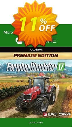 Farming Simulator 2017 Premium Edition Xbox One Coupon discount Farming Simulator 2017 Premium Edition Xbox One Deal - Farming Simulator 2017 Premium Edition Xbox One Exclusive Easter Sale offer for iVoicesoft