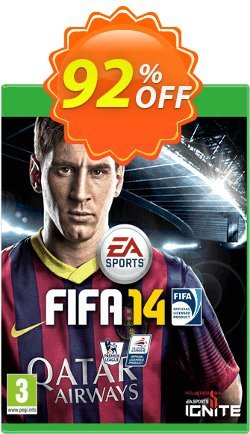 FIFA 14 Xbox One - Digital Code Coupon discount FIFA 14 Xbox One - Digital Code Deal - FIFA 14 Xbox One - Digital Code Exclusive Easter Sale offer for iVoicesoft